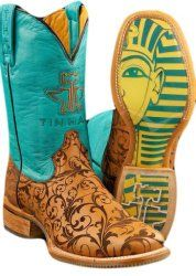 Tin Haul Cowgirl Boots