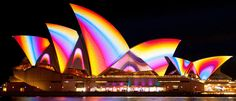 The Heart of Sydney Will Be Transformed Into a Magical Wonderland for Festival First Night #Sydney #Australia #city