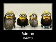 Minion Duck Dynasty