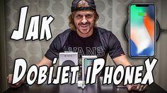 Apple iPhone X rychlé a bezdrátové dobíjení