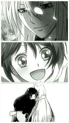 神様はじめました Kako-hen 4 Tomoe and Nanami...Can't wait ❤