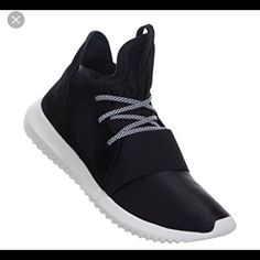 the best attitude 4dbae a7894 adidas for Women  Tubular Defiant Black Sneakers