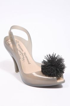 vivienne westwood + melissa shoes - I have a pair of these little beauties