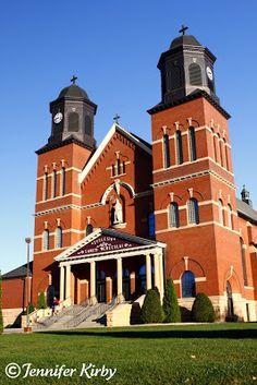Historic Homes of Minnesota: Church of St. Wenceslaus