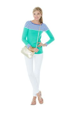 Maria Boatneck Sweater, so many pretty colors but I love this one the best :]