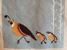 This project was completed at Wednesday evening stitch.  Come tonight and finish your project!  5-8:00 pm.
