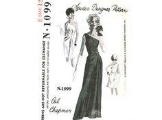 Spadea N1099 Misses 1960s Dress Pattern CEIL by VtgSewingPatterns, $250.00