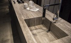 Geo ITOPKER countertop by Inalco