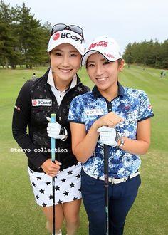 ゴルフ日本シリーズで見つけたアイドル? の画像|東京コレクションのphotoブログ
