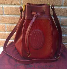 a37ee2b291a4 Cartier - Must de Cartier Crossbody tas - Vintage   Bags and ...
