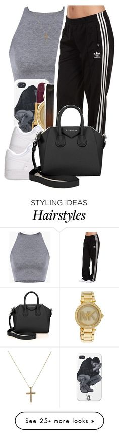 """""""11/11/15"""" by xtaymaxlovesxmisfitx on Polyvore featuring Tom Ford, Michael Kors, adidas Originals and Givenchy"""