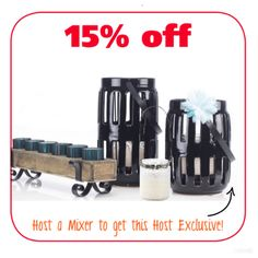 Create a outdoor paradise with this customer special!  scentsationalgifts.mygc.com