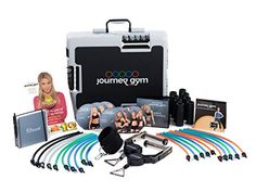 nice journey gym ESSENTIAL System – Portable Universal Gym, Total Workout at Home or On the Go (2015 Series)