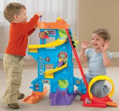 Toddler Rollercoaster Wheelies and Loops Mini Car Vehicles Play Toy Se – Vick's Great Deals