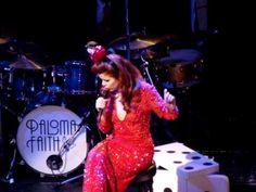 I put a spell on you Paloma Faith Paradiso Amsterdam 12 March 2010 - YouTube