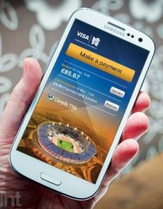 Samsung SIII smartphone payment-enabled by Visa Europe  | NFC Times – Near Field Communication and all contactless technology.