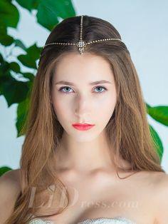 Crystal Bridal Head Piece