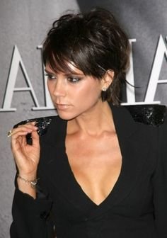 pixie cuts | Longer Pixie Cut for Thin Hair
