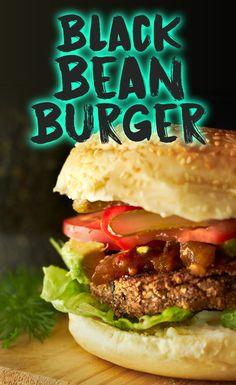 Gluten Free Black Bean, Sweet Potato, Kale and Dill Burgers!