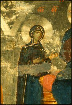 Orthodox Icons, Painting, Virgin Mary, Art, Byzantine