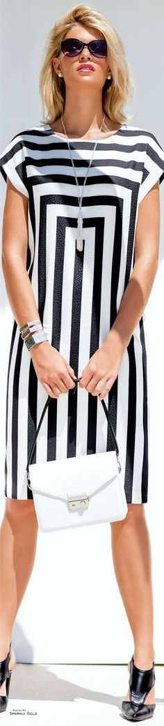 59 Affordable Casual Style Ideas To Inspire – Fashion New Trends Cute Dresses, Short Dresses, Dresses For Work, Fitted Dresses, Stripes Fashion, White Fashion, Casual Summer Dresses, Casual Outfits, Outfit Summer