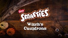 If you're looking to mix things up this Halloween, you can create colourful cauldrons with SMARTIES. This perfect Halloween treat has No Artificial Colours. Check out the full SMARTIES Cauldrons recipe here!