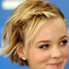 super cute braid for short hair styles absolutely love it how take a