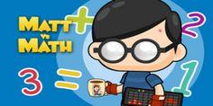 Matt vs. Math это забавная игра головоломка, в которой вы должны решить, казалось бы, простые уравнения, которые разработаны вокруг чисел 1, 2 и 3. Три числа, два оператора и три результата на выбор, это все, что нужно, чтобы сделать действительно отличная игра. Есть ли звук это просто, как 1, 2, 3 к вам?  Источник: http://games-topic.com/150-matt-vs-math.html