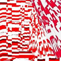 #asemicwriting #switzerland #digitalart #curtains #omegared
