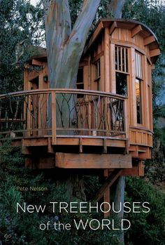 pete nelson treehouses | bol.com | New Treehouses Of The World, Pete Nelson | Boeken