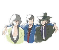 Lupin The Third, Miyazaki, Movies Showing, Studio Ghibli, Samurai, Cool Art, Anime Art, Hero, Animation