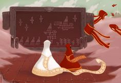Journey History Lesson by ~Feannora on deviantART