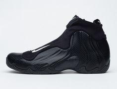 """Nike Air Flightposite """"Carbon Fiber"""" • KicksOnFire.com"""