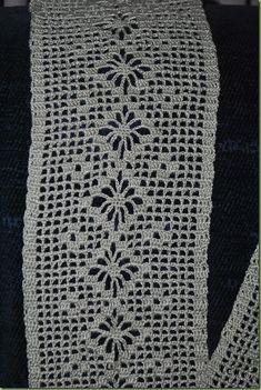 Crochet Bookmark Pattern, Crochet Bikini Pattern, Crochet Bookmarks, Crochet Patterns, Filet Crochet, Knit Crochet, Crochet Table Runner, Crochet Home, Doilies