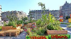 Le citoyen, moteur de la politique verte de Paris   Alimentation Générale   AG