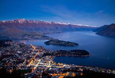 10 Best Places to Go in New Zealand - Part of my bucket list places to visit in my life time.   M:)