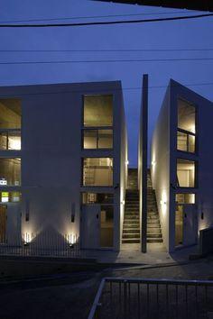 BE-FUN DESIGN Design firm Tokyo / Japan Skeleton House Yokosuka / Japan / 2012 photos: Hiroyuki Hirai