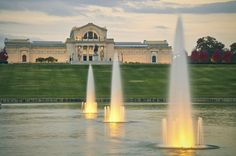 'History In The Park' ~ Forest Park, St. Louis, MO