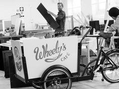 Food Truck, Meet Coffee Bike - Eater Boston