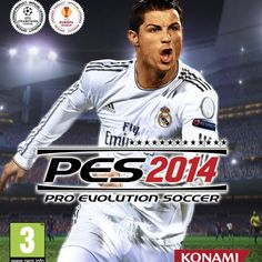 Pro Evolution Soccer 2014, Launching Soon, Europa League, Adidas, Champions League, Product Launch, Baseball Cards, Cover, Sports