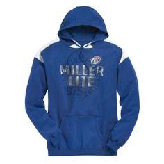 Miller Lite Hooded Sweatshirt Miller Lite, Hooded Sweatshirts, Hoodies, Drinking, What To Wear, Beer, Comfy, Gift Ideas, My Style