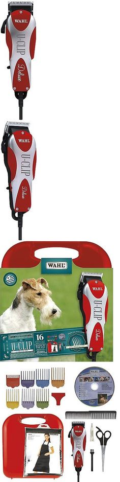 Other Dog Grooming 177794: New Wahl Deluxe Pro Home Pet Grooming Kit Professional Animal U-Clip 9484-400 -> BUY IT NOW ONLY: $37.73 on eBay!