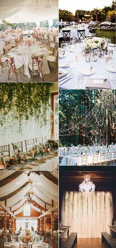 vintage wedding reception ideas with cute details
