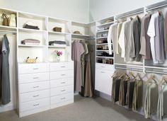 Formas de tener un armario de lujo ¡con un presupuesto reducido! - http://www.decoora.com/formas-de-tener-un-armario-de-lujo-con-un-presupuesto-reducido.html