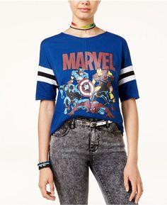 Marvel Juniors' Graphic T-Shirt