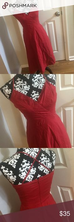 "Jacob dress Nice dress,size 3/4,31"" long from armpit to bottom,97% cotton,3% elastane Jacob Dresses Midi"