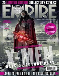 X-Men: Days Of Future Past Exclusive - Bishop