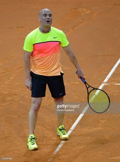 HBD Andre Agassi April 29th 1970: age 45