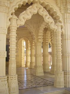some of the most exquisite stone, marble carvings in India are found in Jain Temples, here: Palitana Temples in Gujarat