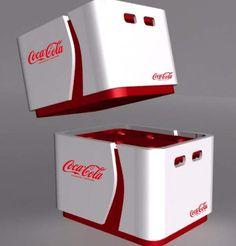 Coca Cola the Box Продуктов дизайн